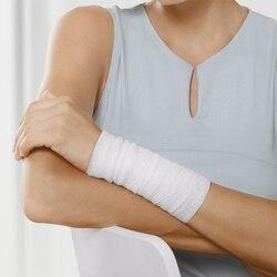 Elastomull by Leukoplast, bandage on arm
