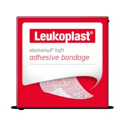 Packshot front view of Elastomull haft by Leukoplast