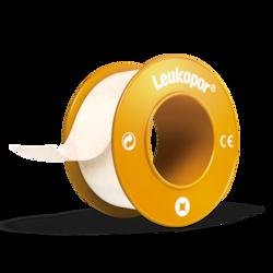 Product shot of Leukopor tape