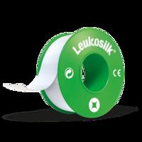 Product shot of Leukosilk tape