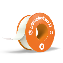 Leukoplast pro latex free medical tape product shot