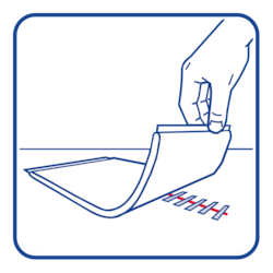 Multisorb Absorbent Pad instruction